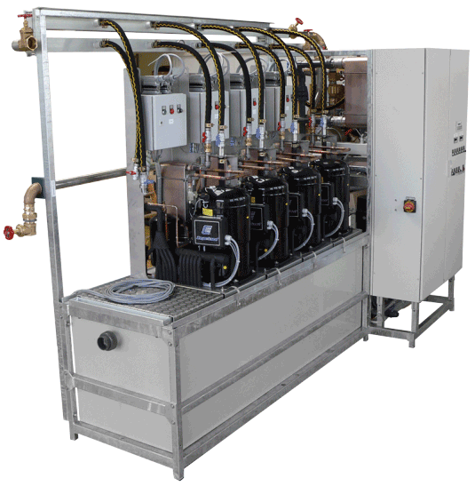 Industrial Cooling Units : Industrial cooling systems